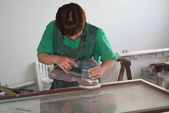 отремонтировать стеклопакет