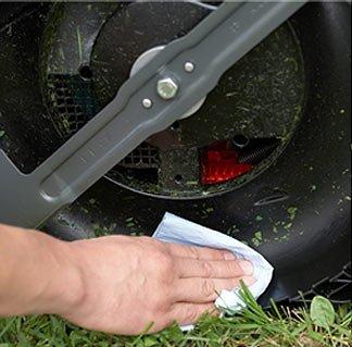 Мотокоса бензиновая: самостоятельный уход и обслуживание