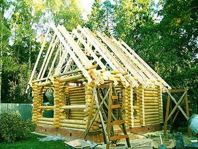 Строим на даче