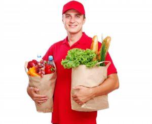 Доставка продуктов