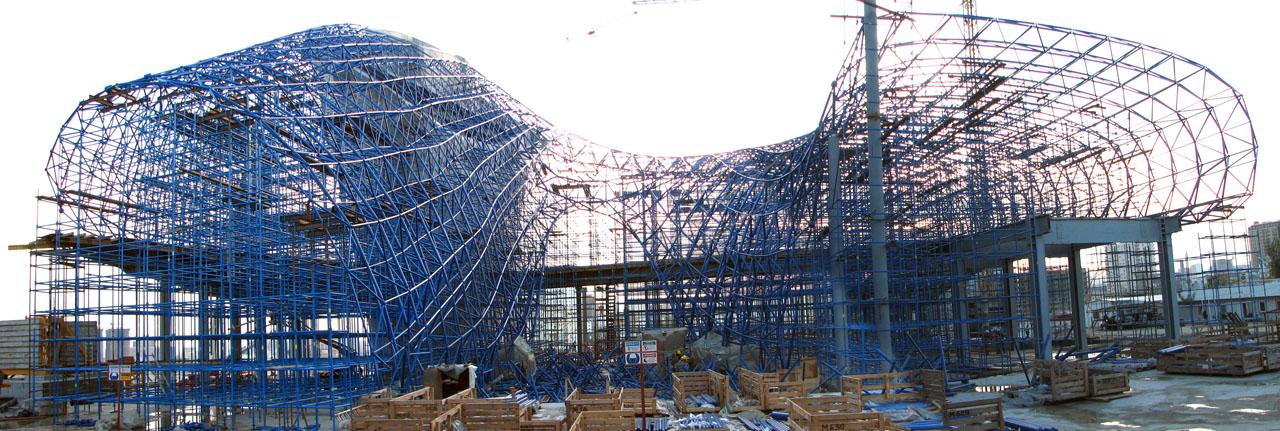 структурное строительство