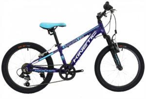 Преимущества велосипеда Kinetic