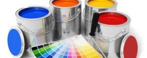 Продажа лакокрасочной продукции
