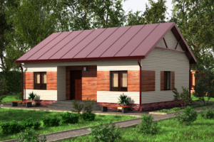 Преимущества услуги по строительству домов под ключ