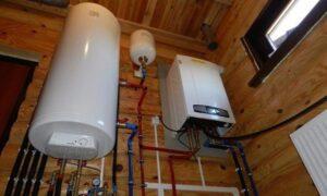 Преимущества газовых колонок для нагрева воды