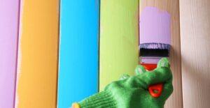 Преимущества использования акриловой краски