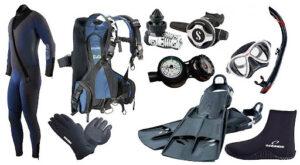 Магазин товаров для подводного плавания Батискаф