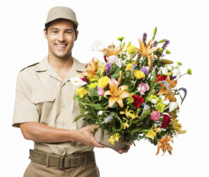 Услуги по доставке цветов в Астане